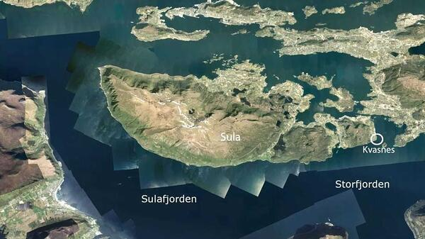 Sula og Ålesund vil i fellesskap bygge et renseanlegg for kloakk på Kvasnes