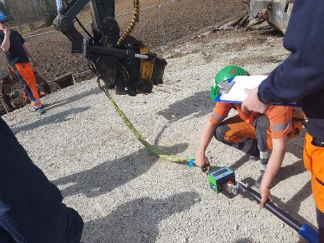 Asker kommune - rør i rør i kampen mot vannlekkasjer