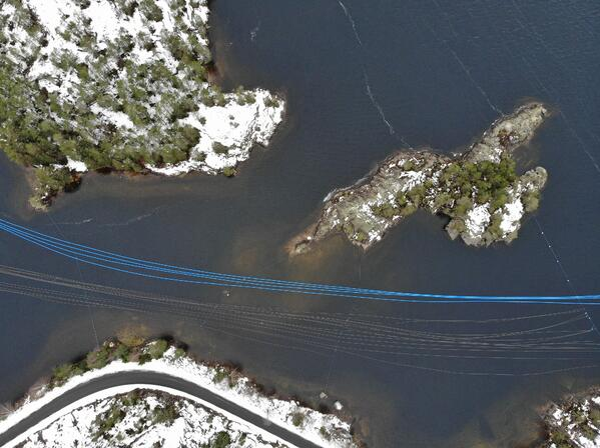 Sesu-pipe Nissedal kommune vann og avløp
