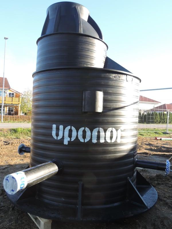 Komplette løsninger direkte fra fabrikk med tett vannkum, konsoll, ventiler, gjennomføringer og rørdiameter.