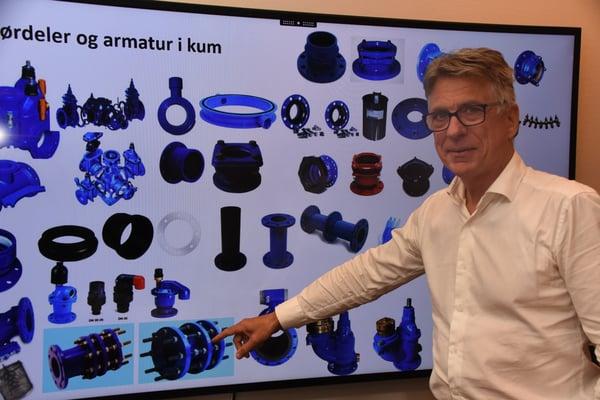 Terje Reisersen, teknisk direktør i Basal