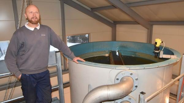 Flateby vannverk i Enebakk