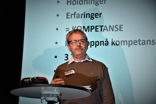 Hallingtreff er ikke bare et fagtreff i Hallingdal, det er mest av alt et treffpunkt for norsk og nordisk vannbransje, mener Hallingplast-sjefen, Steinar Tragethon.