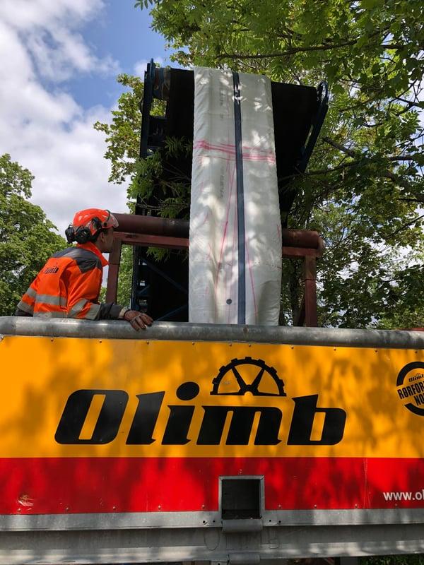 Olimb har vært en sentral aktør innen rørfornying i Norge og har et sterkt merkenavn etter drøyt 60 år i bransjen.