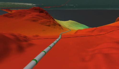 kartlegging av sjøbunnen