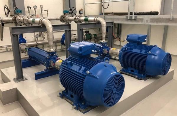 pumpestasjon nisser kommune vann og avløp