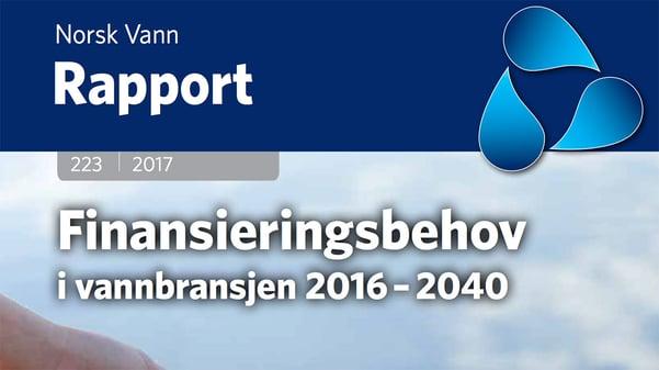Norsk vann rapport