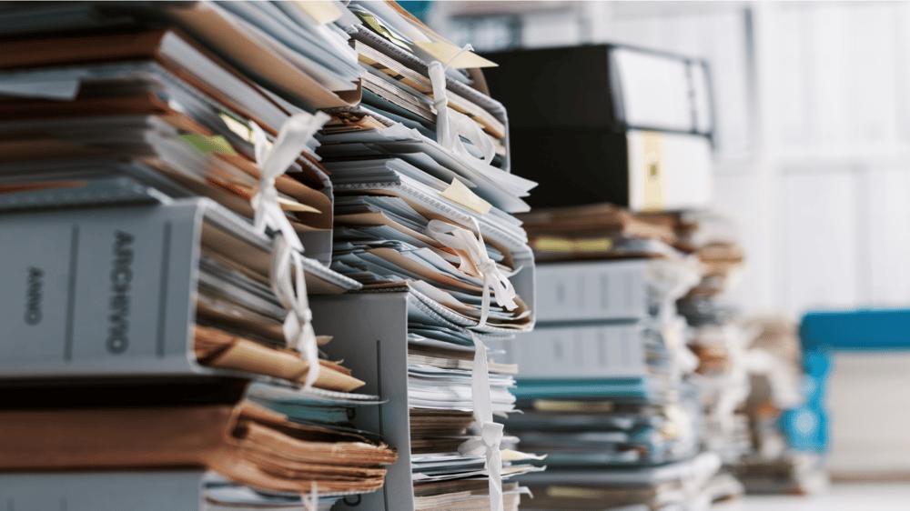 Mye byråkrati og sakspapirer i VA-bransjen