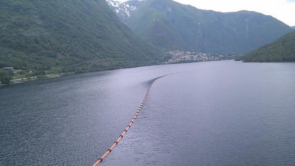 Norge – et land med mye sjøledninger