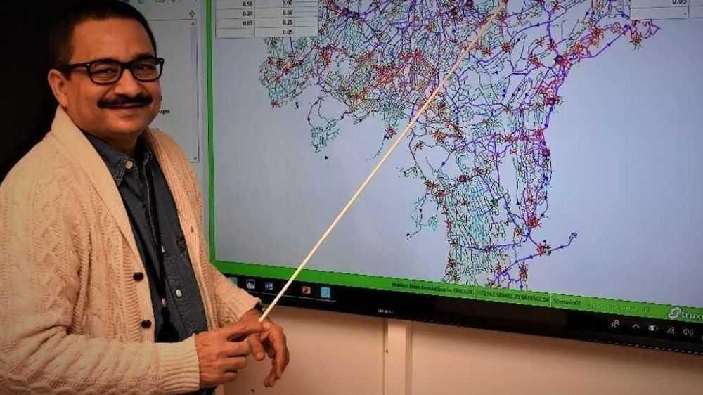 Oslo reduserer vanntap med Big Data av Hallingplast