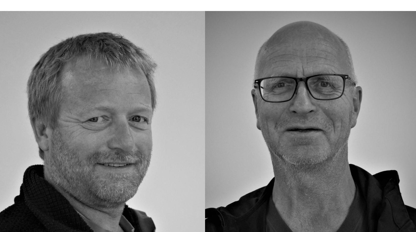 Pål Bergheim og Terje Bottolfs's photo